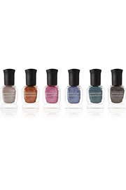 Liquid Metal Nail Polish Set