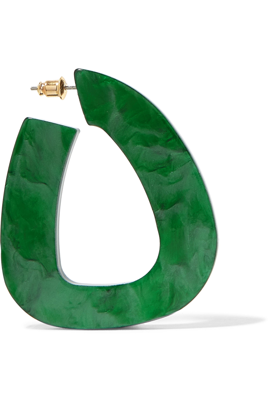 Valet Anais resin earrings