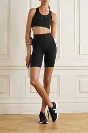 All Access Rush stretch biker shorts