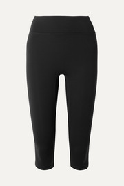 Center Stage cropped stretch leggings