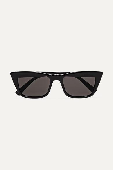 9d2df261b Le Specs   I Feel Love D-frame acetate sunglasses   NET-A-PORTER.COM