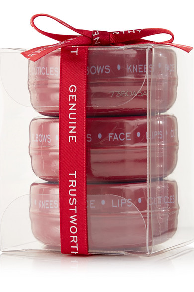 C.O.BIGELOW Rose Salve Trio, 22G - One Size in Colorless