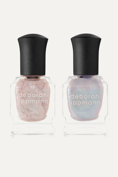 Deborah Lippmann WINTER ROMANCE GEL LAB PRO NAIL POLISH SET - METALLIC