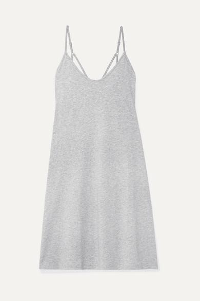 Skin Dresses ESSENTIALS ODELLE PIMA COTTON-JERSEY NIGHTDRESS
