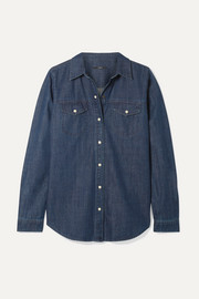 Perfect denim shirt