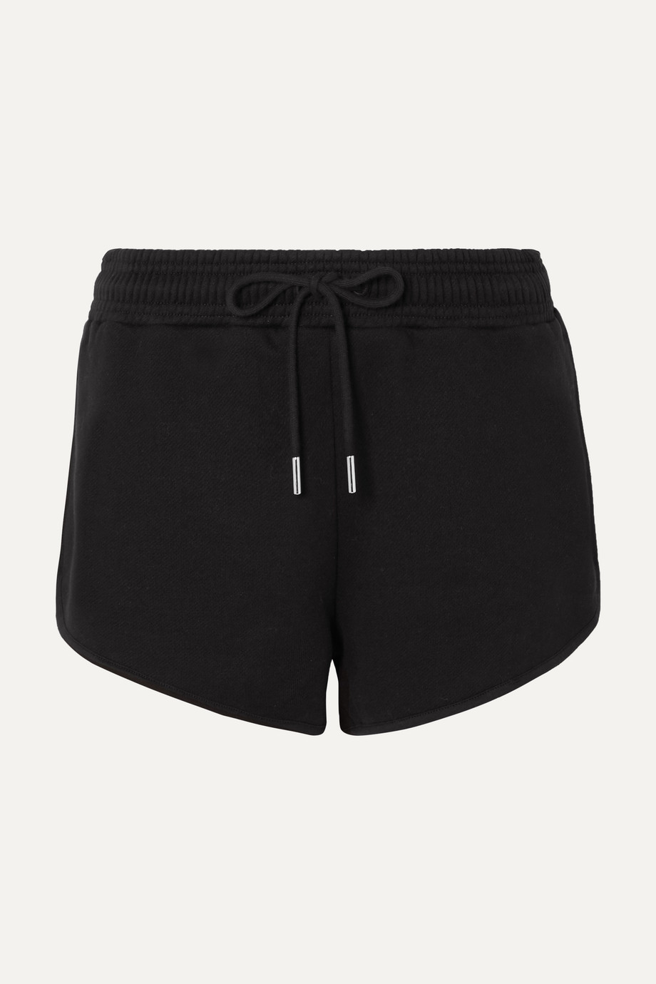 Ninety Percent + NET SUSTAIN Farrah organic cotton-jersey shorts