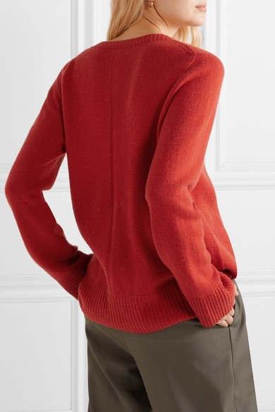 cc1fe5268e The Row. Sibel oversized wool and cashmere-blend sweater.  890. Play