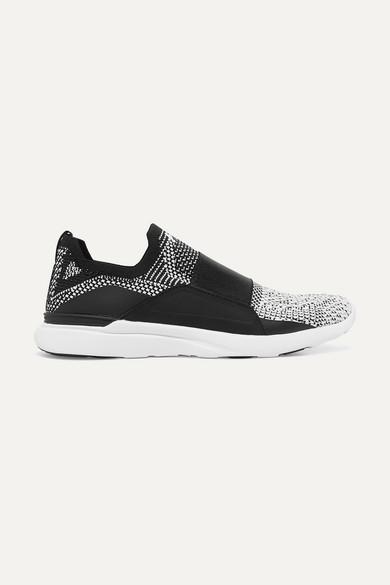 Apl Athletic Propulsion Labs Sneakers TechLoom Bliss mesh and neoprene sneakers