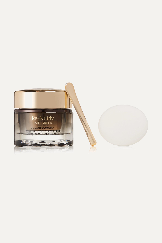 Estée Lauder Re-Nutriv Ultimate Diamond Transformative Thermal Ritual Massage Mask, 50 ml – Gesichtsmaske