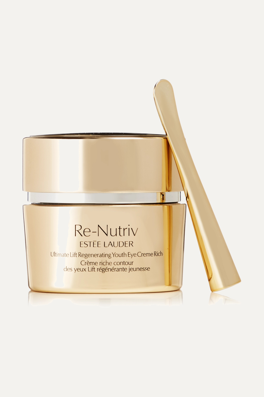 Estée Lauder Re-Nutriv Ultimate Lift Regenerating Youth Eye Creme Rich, 15 ml – Augencreme