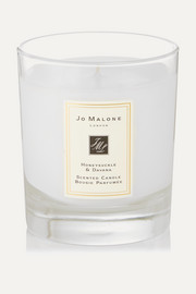 Honeysuckle & Davana Scented Home Candle, 200g