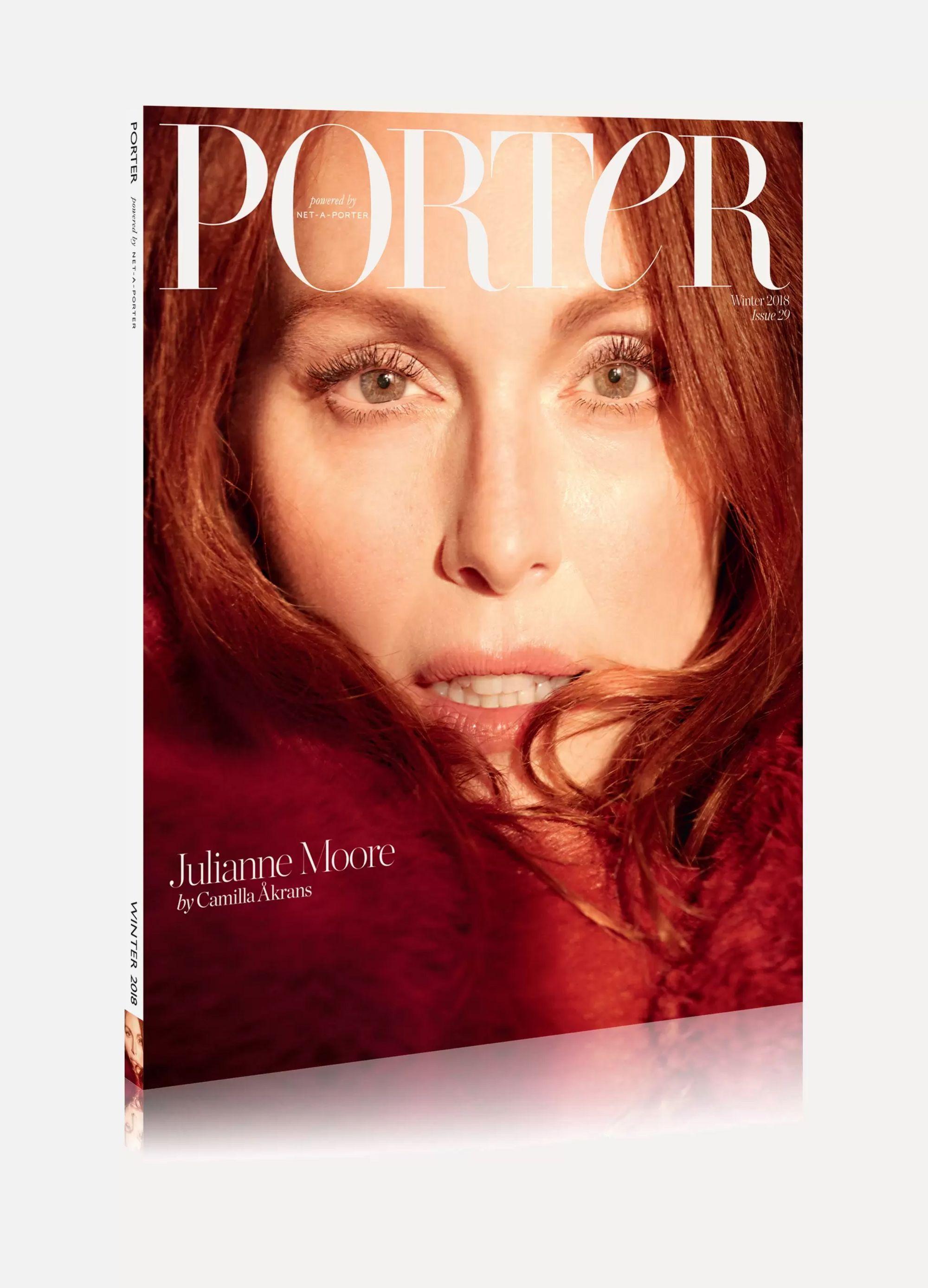 PORTER Magazine PORTER - Issue 29 - UK edition