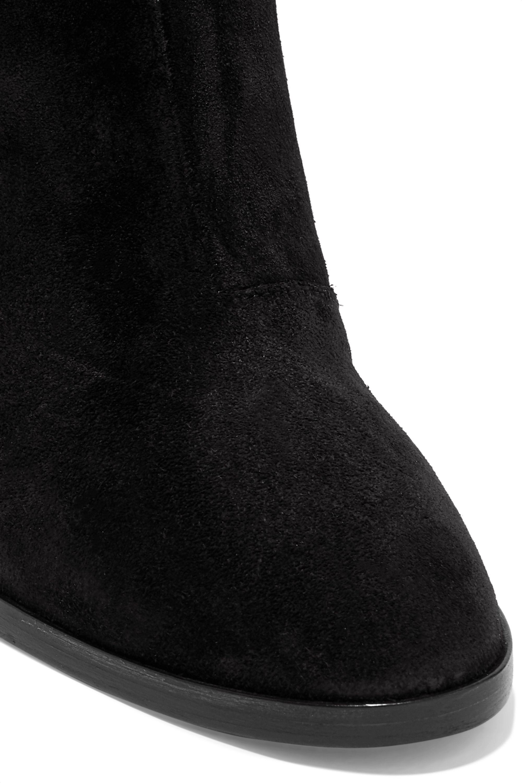 Vince Casper suede knee boots