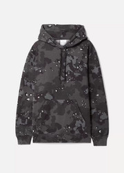 Kith Leigh camouflage-print cotton-jersey hoodie