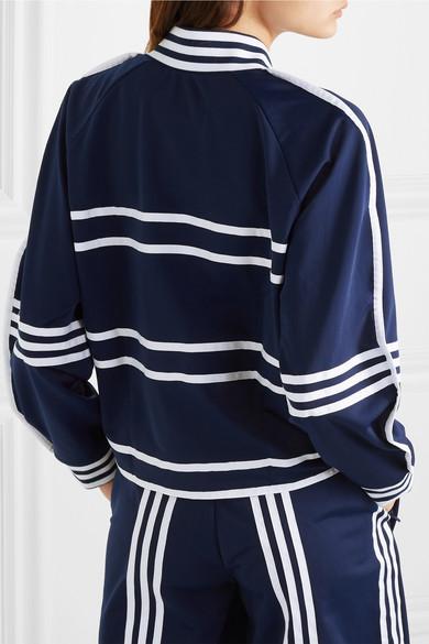 Survêtement OriginalsVeste De Rayures À Jersey En Adidas X Satiné HWE29YDI