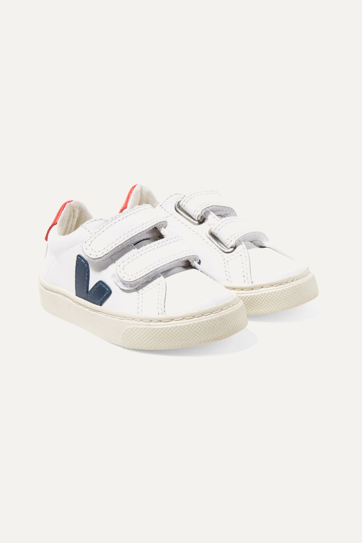 Veja Kids Größe 22–27 – Esplar leather sneakers