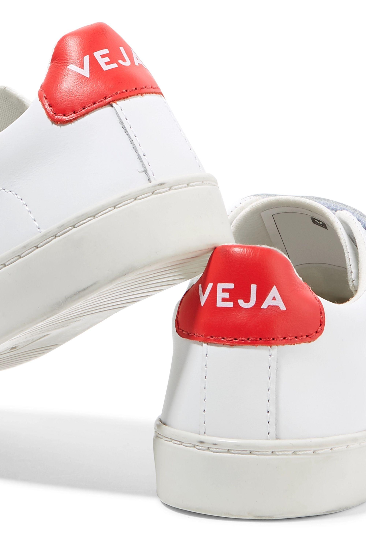 35 Esplar leather sneakers   Veja Kids