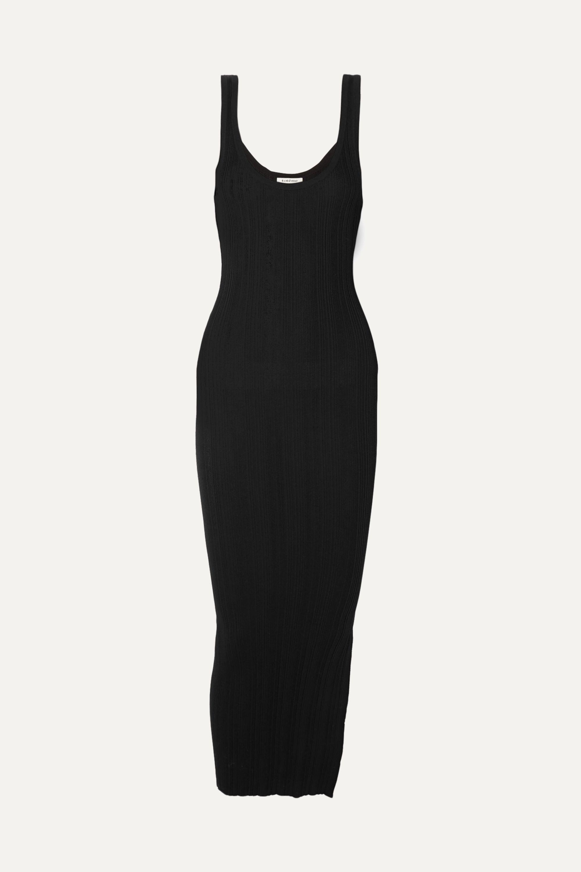 Totême Trivento ribbed stretch-jersey maxi dress