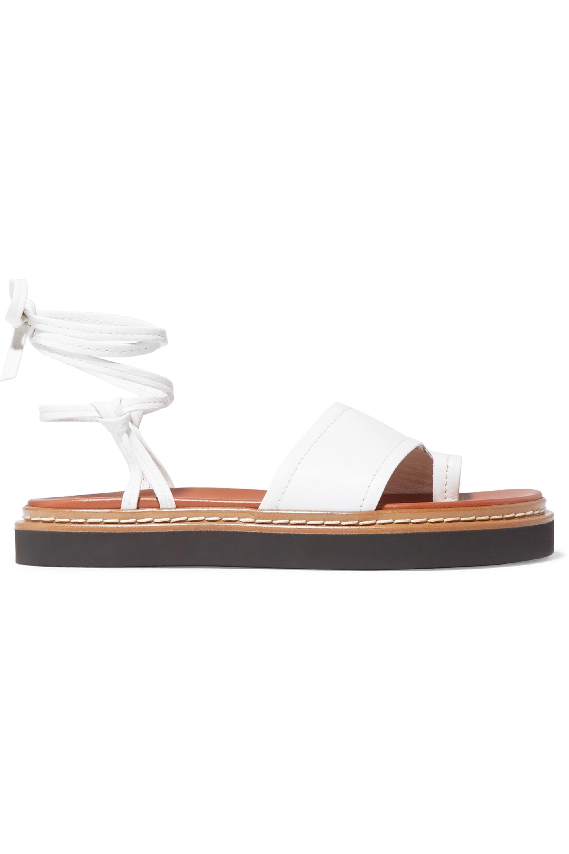 3.1 Phillip Lim Yasmine leather sandals