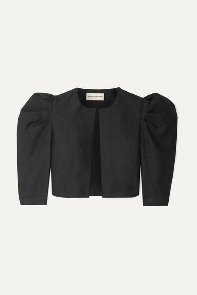 Mara Hoffman Jackets + NET SUSTAIN Judy cropped hemp jacket