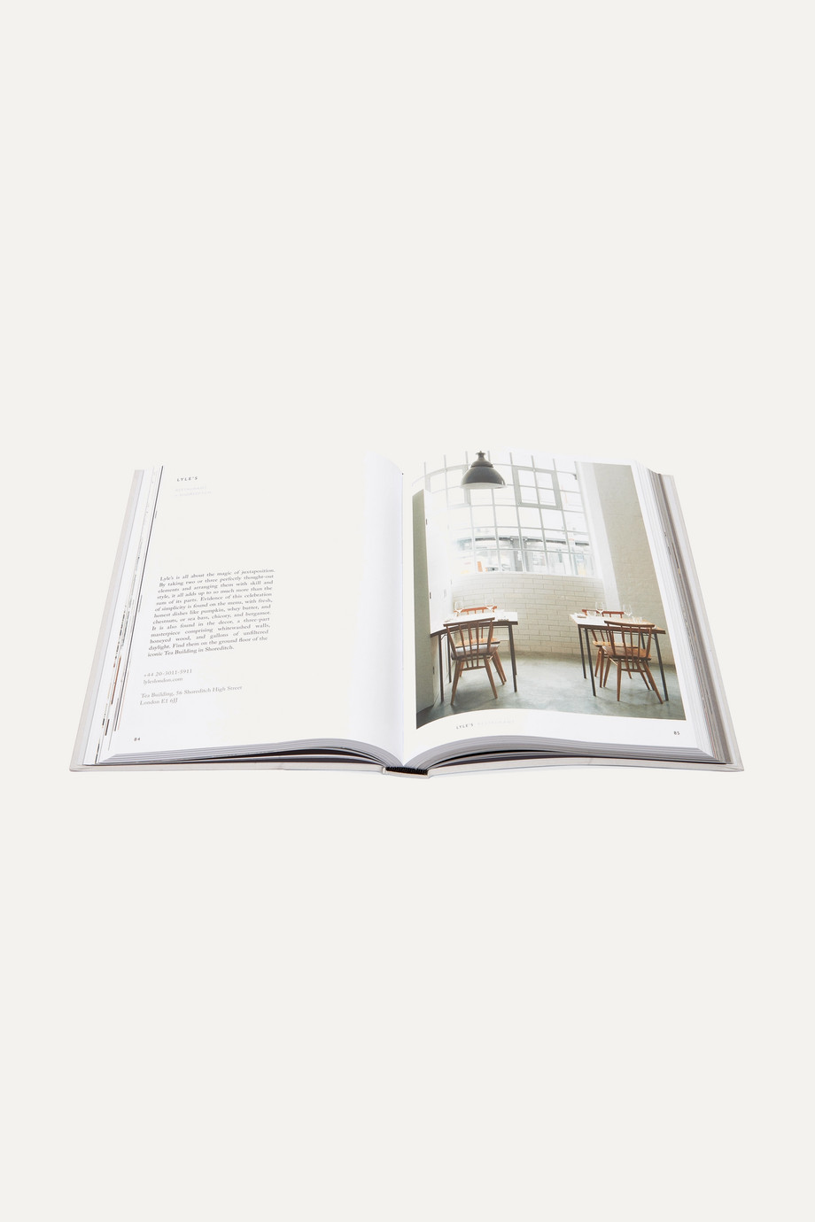Abrams Cereal City Guide: London – Taschenbuch