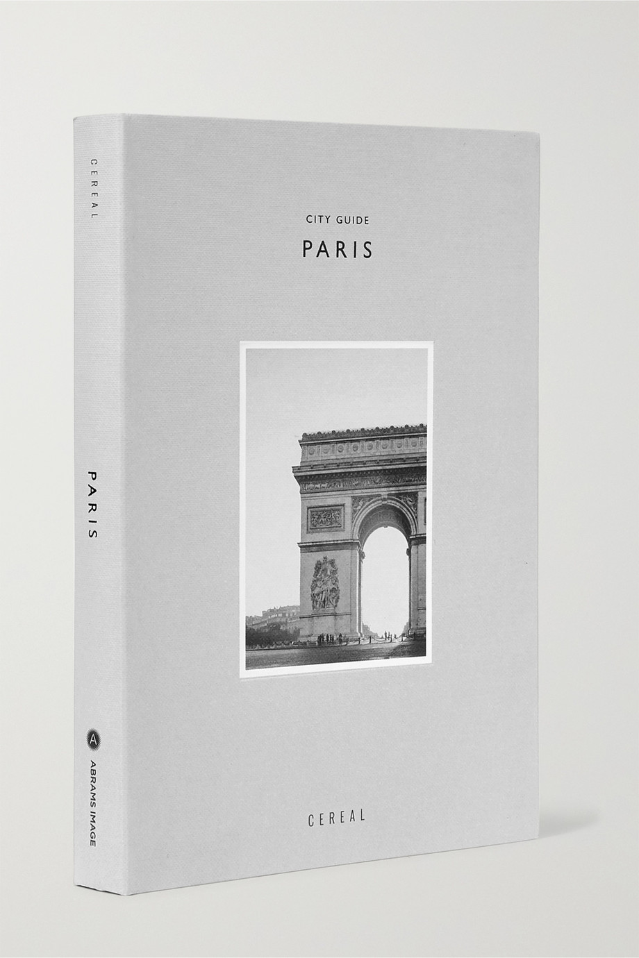 Abrams Cereal City Guide: Paris paperback book