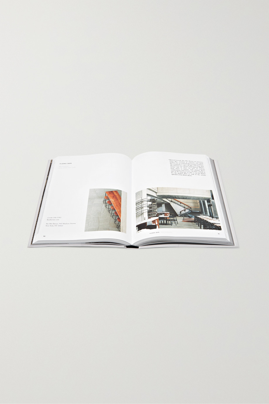 Abrams Cereal City Guide: New York – Taschenbuch