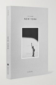 Cereal City Guide: New York paperback book