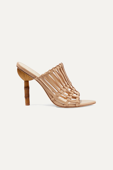 Cult Gaia Sandals Ark leather sandals