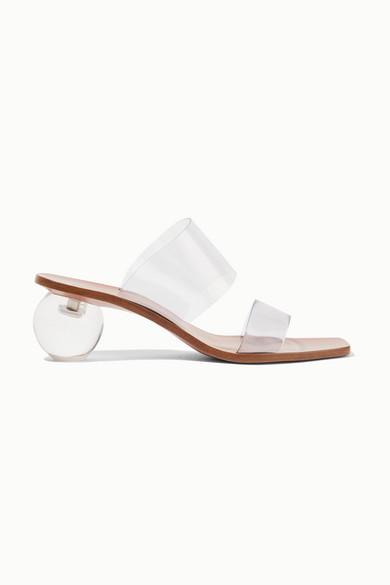 Cult Gaia Sandals Jila vinyl sandals