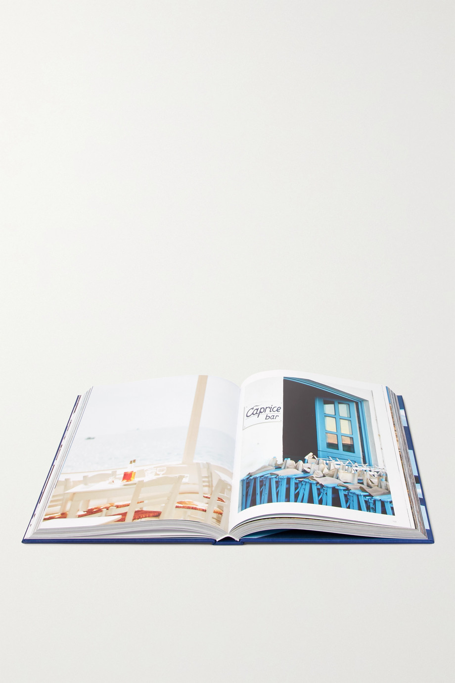 Assouline Mykonos Muse by Lizy Manola hardcover book
