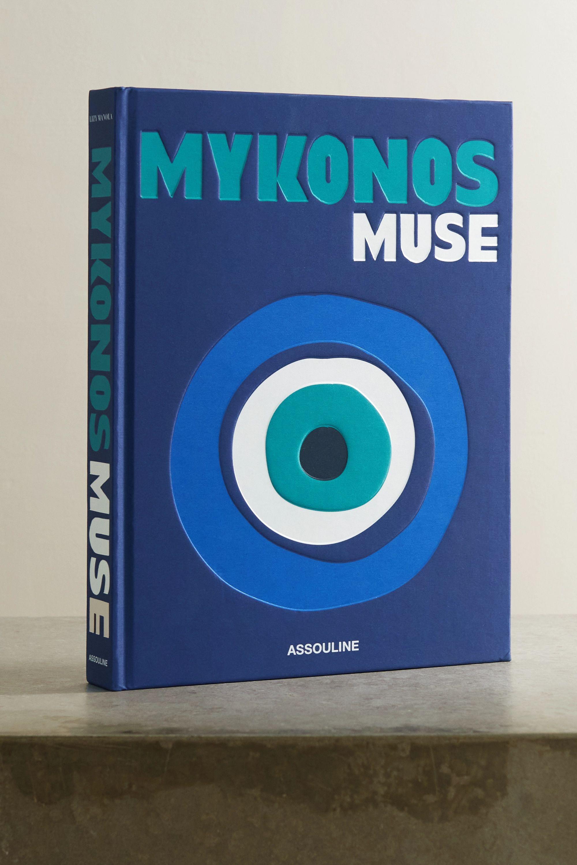 Assouline Mykonos Muse von Lizy Manola – Gebundenes Buch