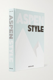 Aspen Style by Aerin Lauder hardcover book