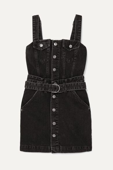 Ksubi Dresses Deejay denim mini dress