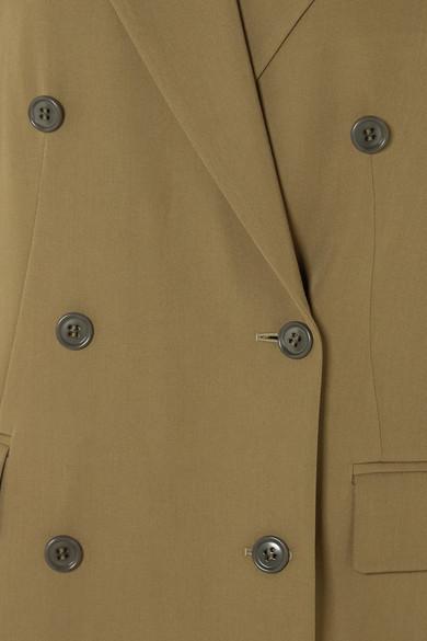 Dries Van Noten Blazers Double-breasted wool blazer