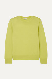 Dries Van Noten Merino wool sweater