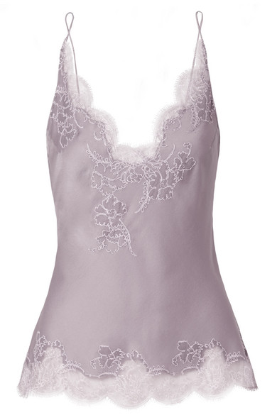 b1c5022fea0b1 Shop Carine Gilson Lingerie and Nightwear on sale at the Marie ...