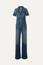 Cannes Jumpsuit aus Denim