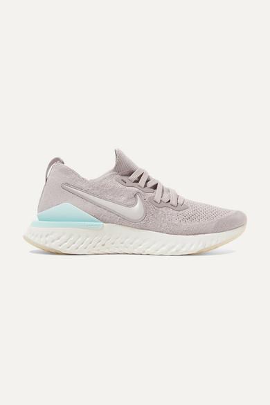 Epic React 2 Flyknit sneakers