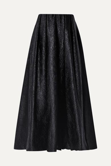 Simone Rocha Dresses Strapless cloqué midi dress