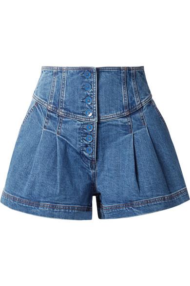 Ulla Johnson Shorts Cass denim shorts