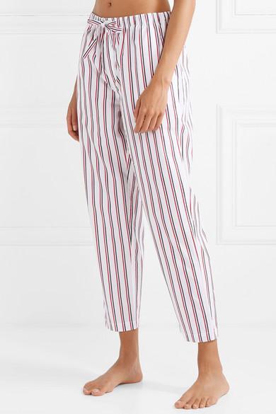 Pyjama Rayures De Coton Sleepy JonesPantalon Popeline En À htrQCsdx