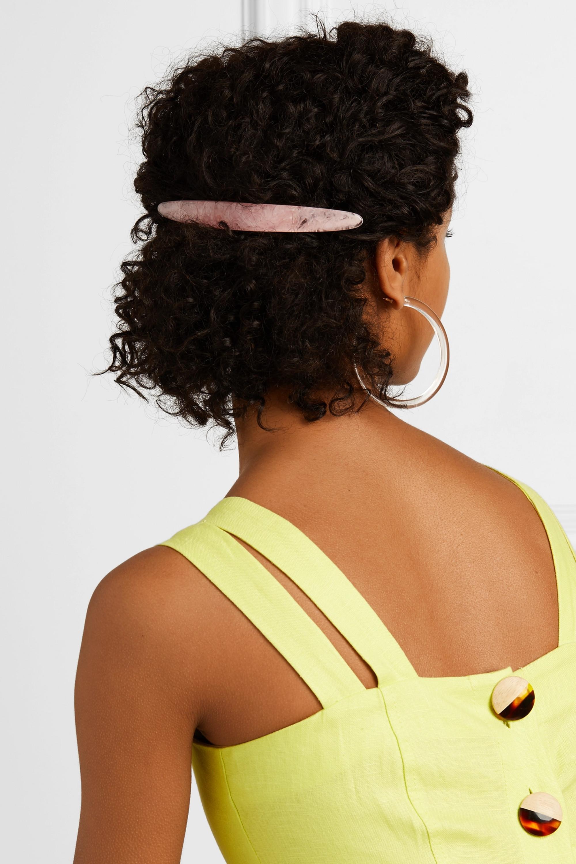 Cult Gaia Large acrylic hair clip