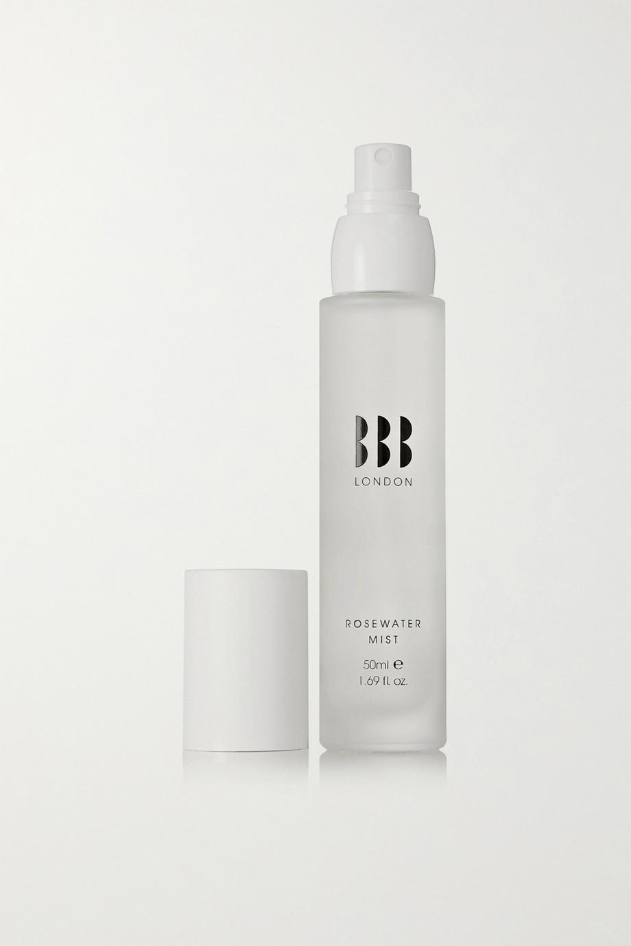 BBB London Rosewater Mist, 50 ml – Gesichtsspray