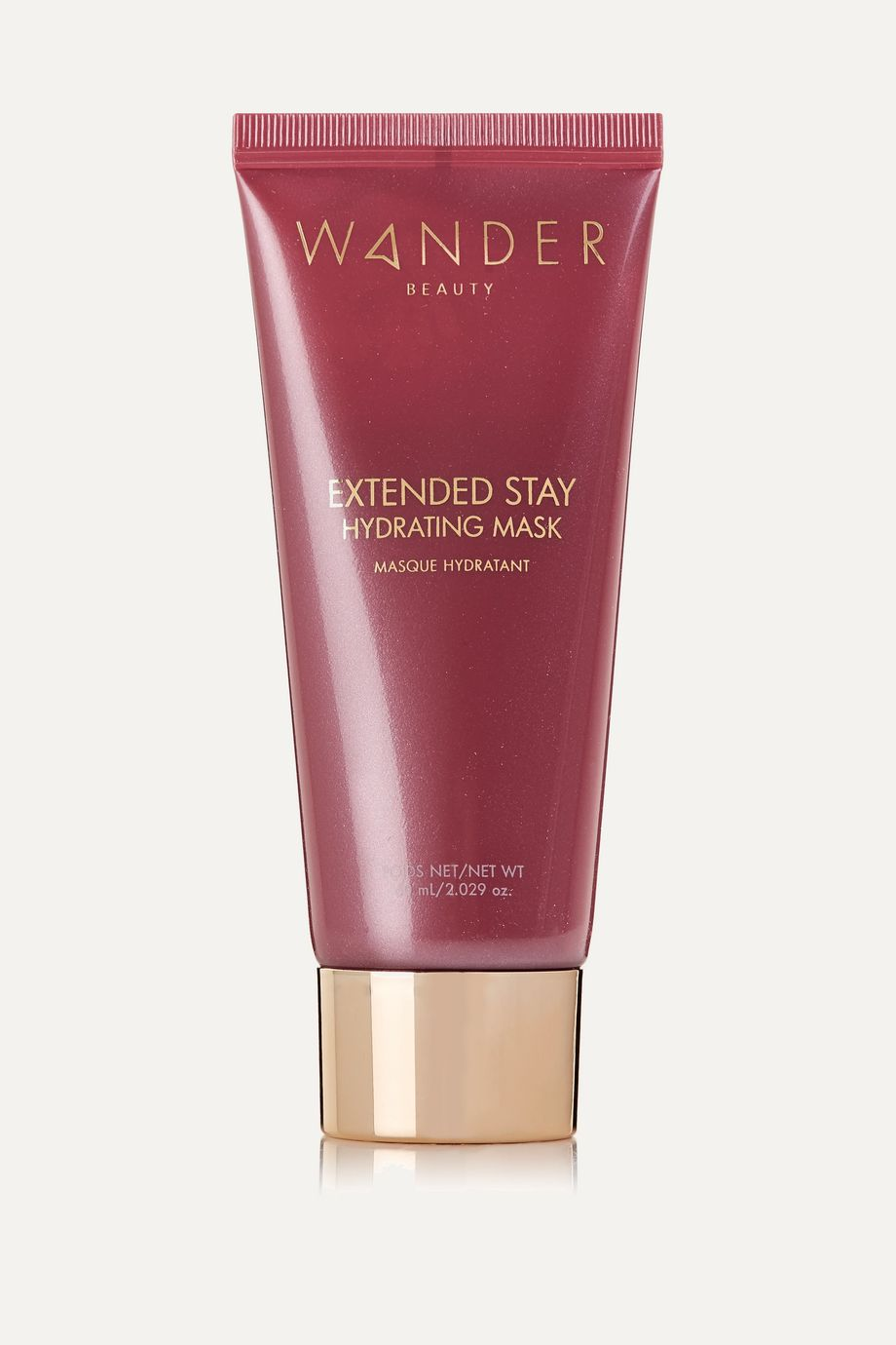 Wander Beauty Extended Stay Hydrating Mask, 60ml
