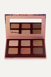 Wanderess Off Duty Eyeshadow Palette - Warm