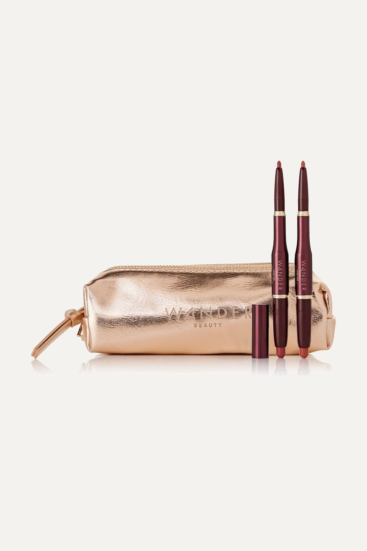 Wander Beauty Premier Pout Kit – Lippenstiftset