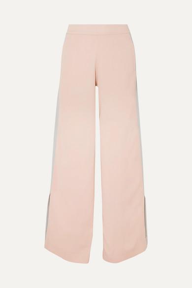 Vaara Pants LIV STRIPED JERSEY TRACK PANTS