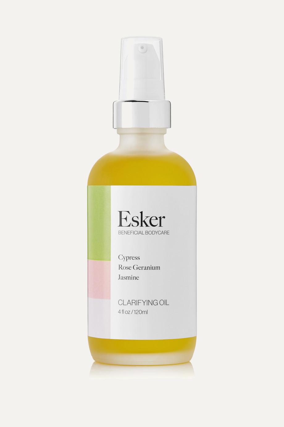 Esker Beauty Clarifying Body Oil, 120ml