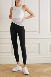 One Luxe Dri-FIT stretch leggings